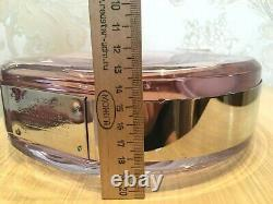 Giant 2 Liters Glass Factice Chanel Chance Eau Tendre Store Display See Descrip