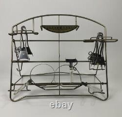 Pyrex Brand Diningware of Canada Ltd. Store Display Rack for Pyrex Handles (10)