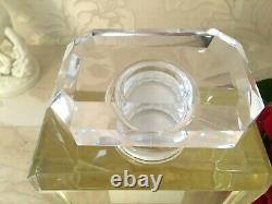 Rare Glass Giant Factice Chanel N°5 L'eau Store Display (2 Liters)
