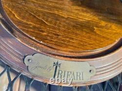 Rare Vintage Jewels by Crown Trifari Signed Store Showroom Display
