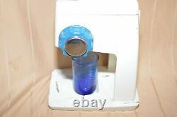 Vintage Alka Seltzer Dispenser Drugstore Counter Glasses Bottles