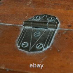 Vintage Case Knifes Cuterly Wooden Store Display Case Glass Nice Murfreesboro TN