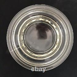 Vintage Tiffin Dakota Glass Apothecary Jar Candy Container Store Display 24